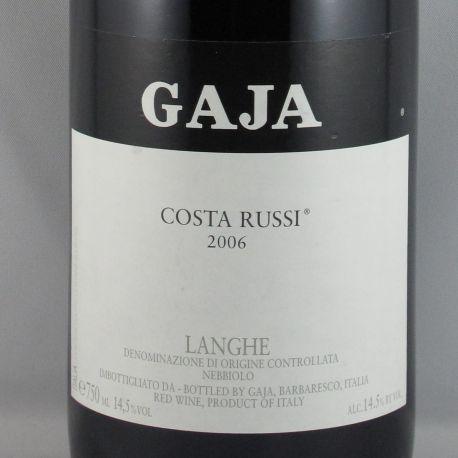Angelo Gaja - Costa Russi Langhe Rosso 2006