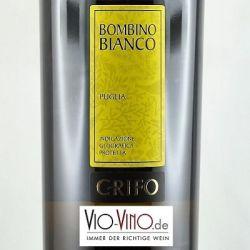 Grifo - BOMBINO BIANCO Puglia IGP 2016