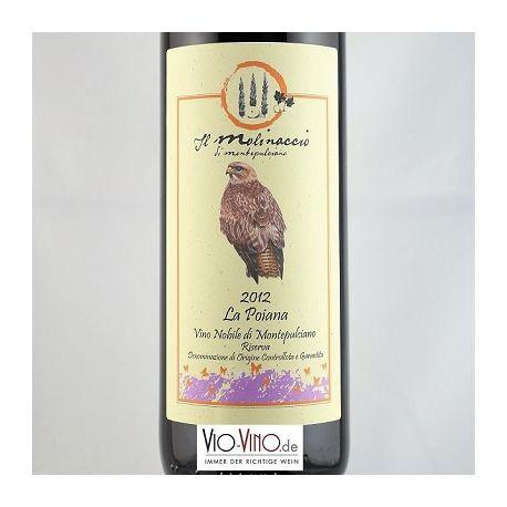 Il Molinaccio di Montepulciano - Vino Nobile di Montepulciano Riserva LA POLANA DOCG 2012