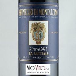 La Lecciaia - Brunello di Montalcino Riserva DOCG 2012