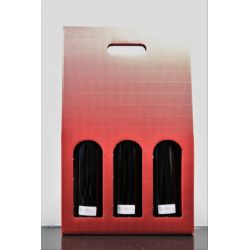 Vio Vino Tragekarton Bordeaux, 3x0,75l