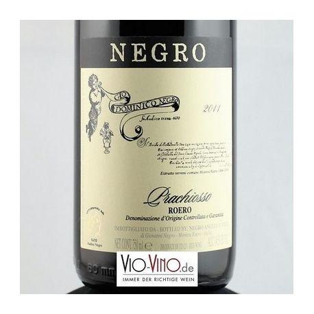Angelo Negro - Roero Nebbiolo PRACHIOSSO DOCG 2011