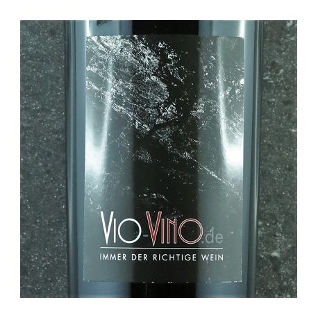 Vio Vino - Karton Vintage mit Sichtfenster, 1x0,75l