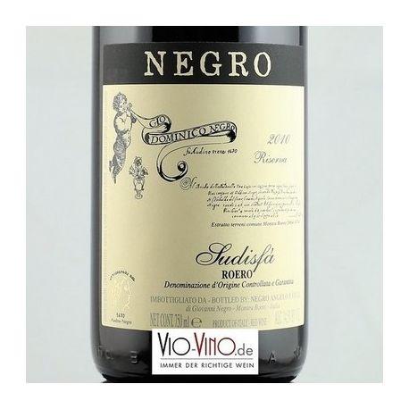 Angelo Negro - Roero Nebbiolo Riserva SUDISFA DOCG 2010