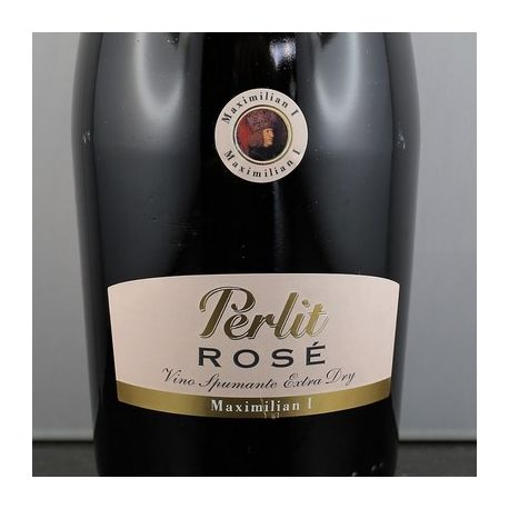 Maximilian I - PERLIT ROSE Vino Spumante Rosato Extra Dry VS