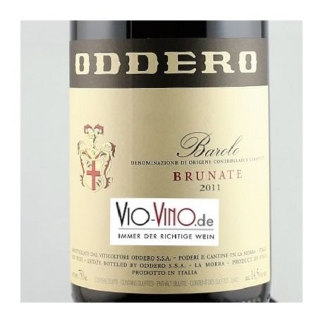 Oddero - Barolo BRUNATE DOCG 2011