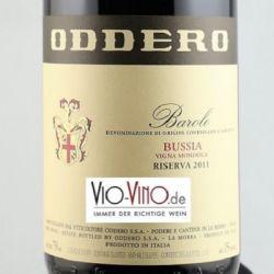 Oddero - Barolo BUSSIA VIGNA MONDOCA RISERVA DOCG 2011