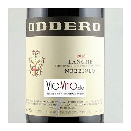 Oddero - Langhe Nebbiolo DOC 2016