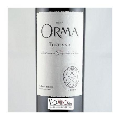 ORMA Sette Ponti - Orma IGT 2009