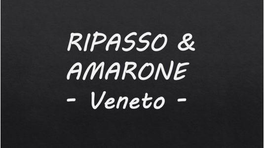 RIPASSO - AMARONE